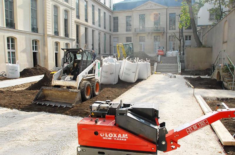 Aménagement et renovation
