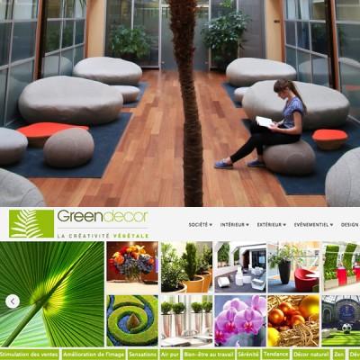 Paysagisme et design végétal d'intérieur