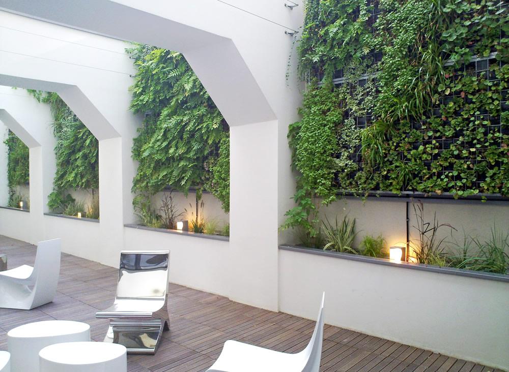 Créativité végétale cours et patios
