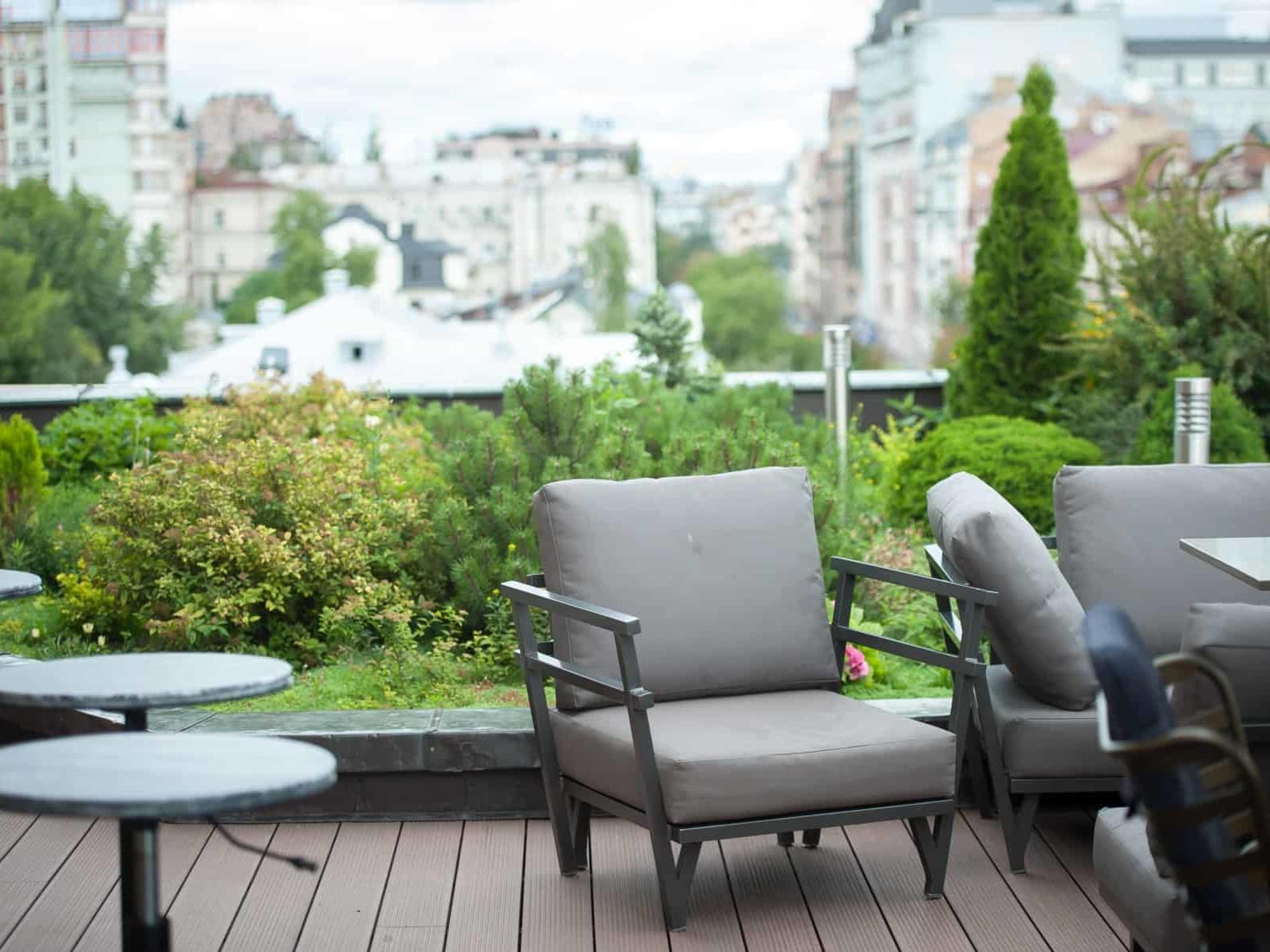 Aménagement rooftop Paris - Green Decor