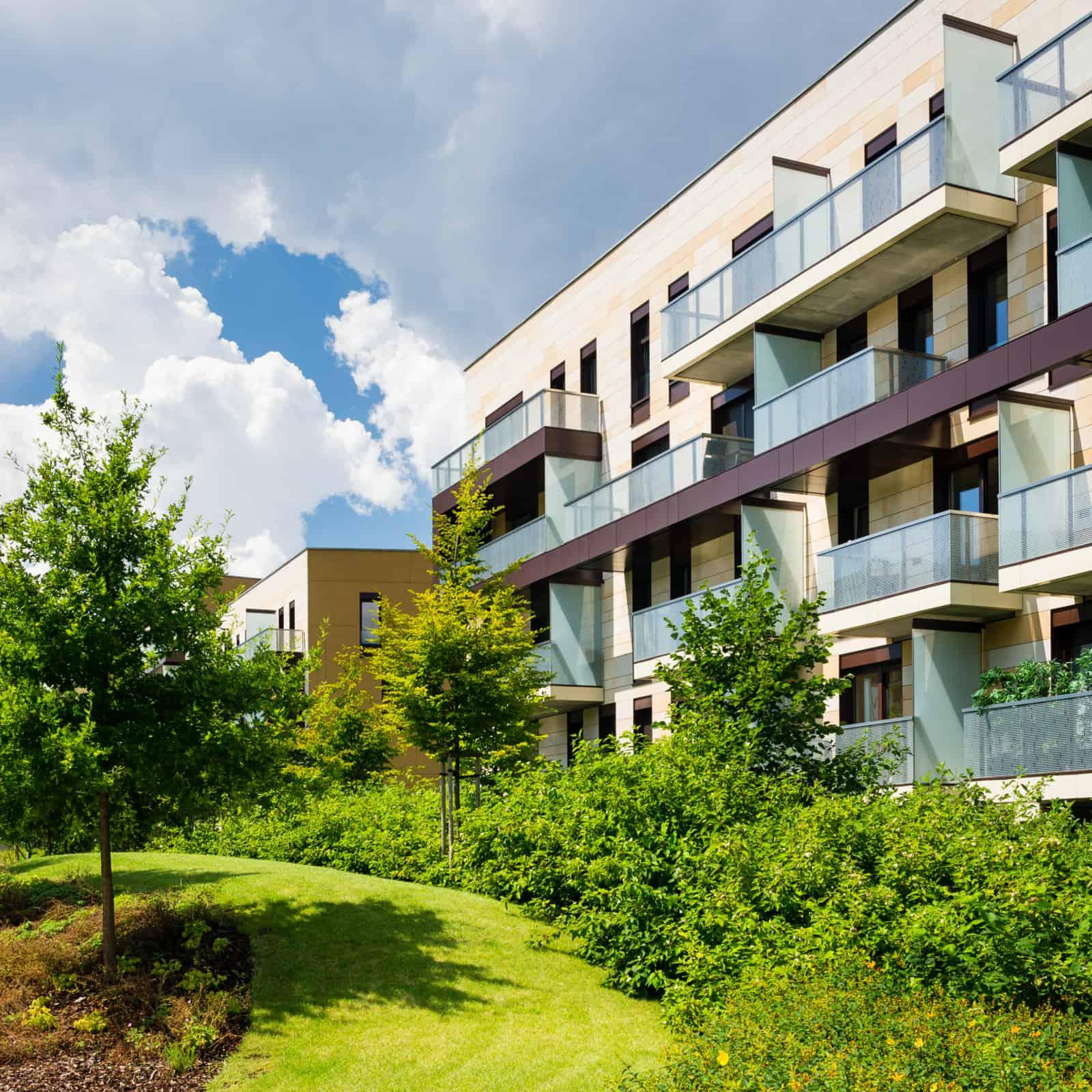 Entretien espaces verts Syndics et Copropriétés