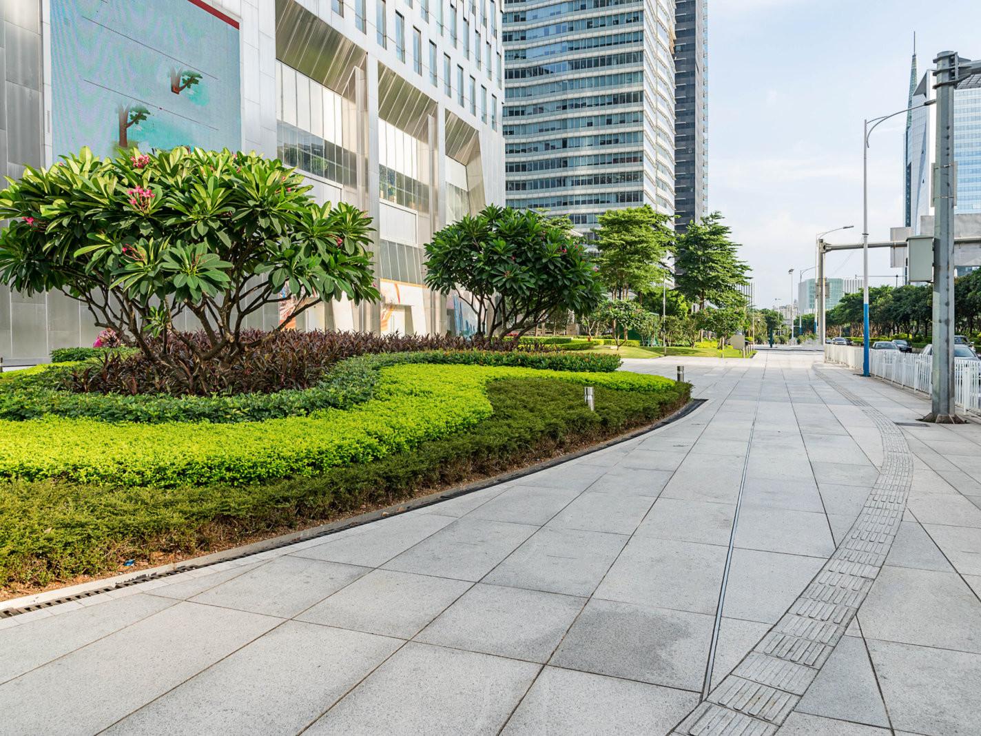 Entretien espaces verts Facility et Property Management